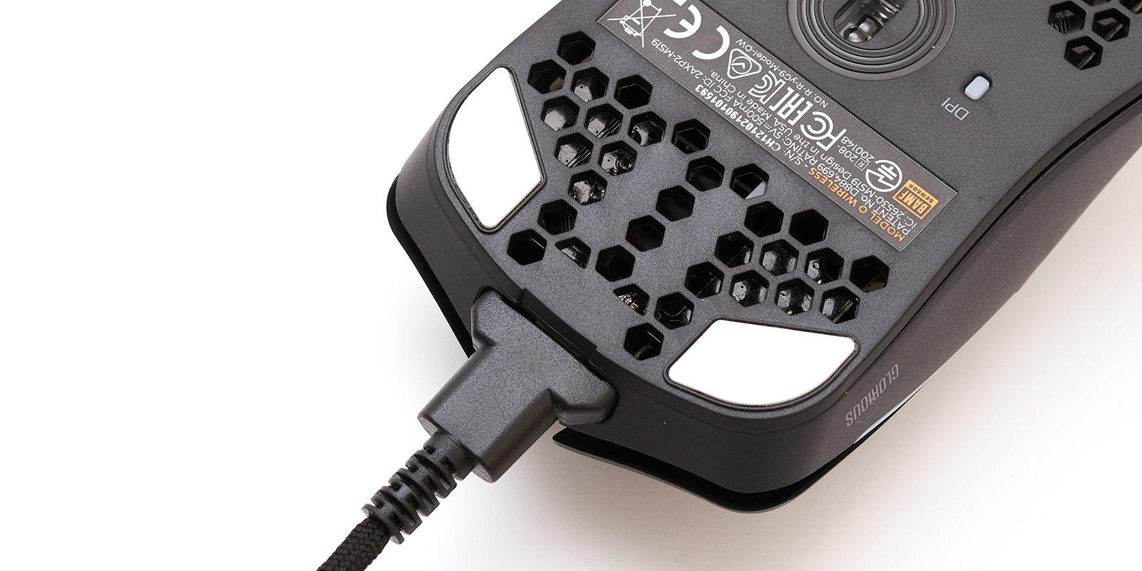 Мышь Glorious Model O Wireless. Фото 9