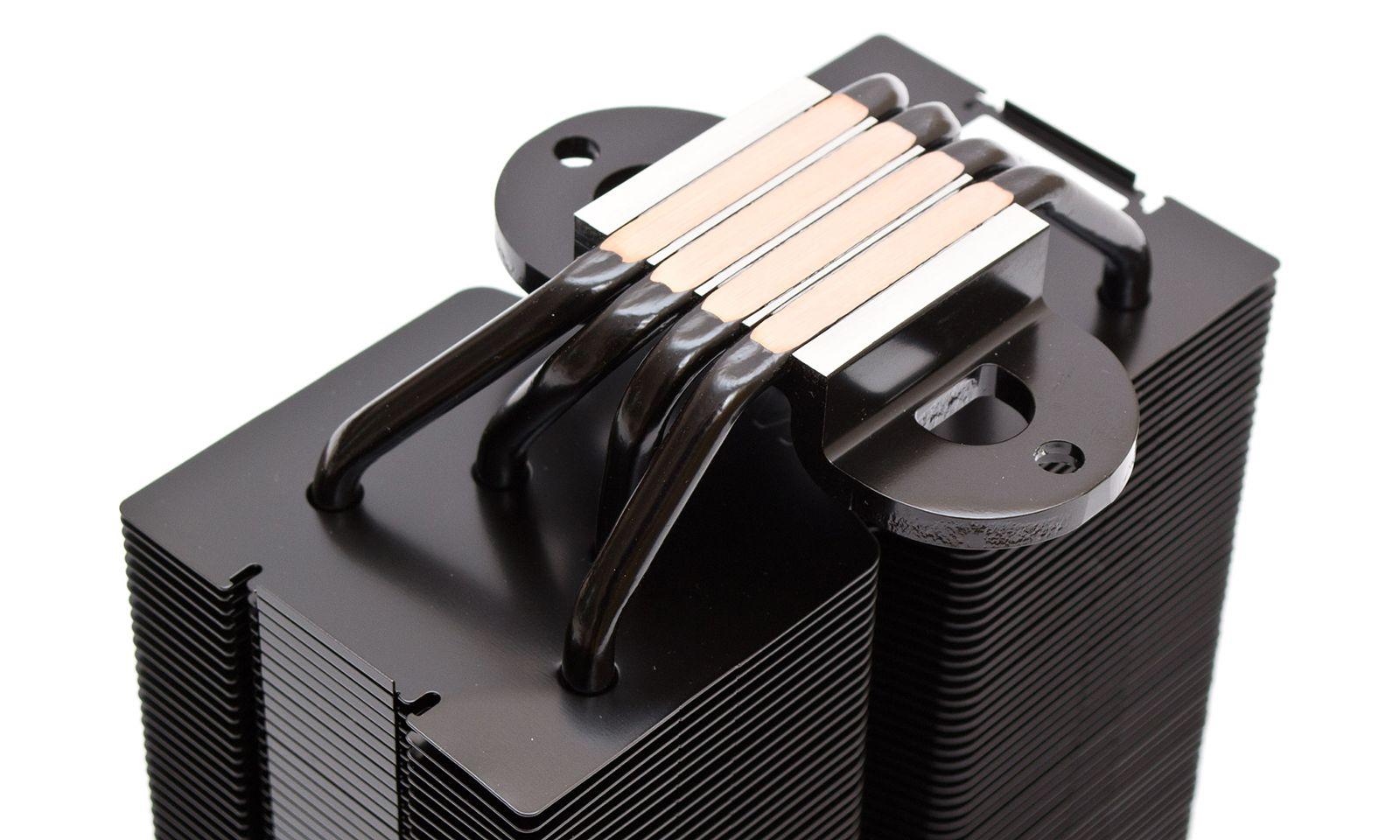 Кулер Zalman CNPS10X Performa Black. Фото 16