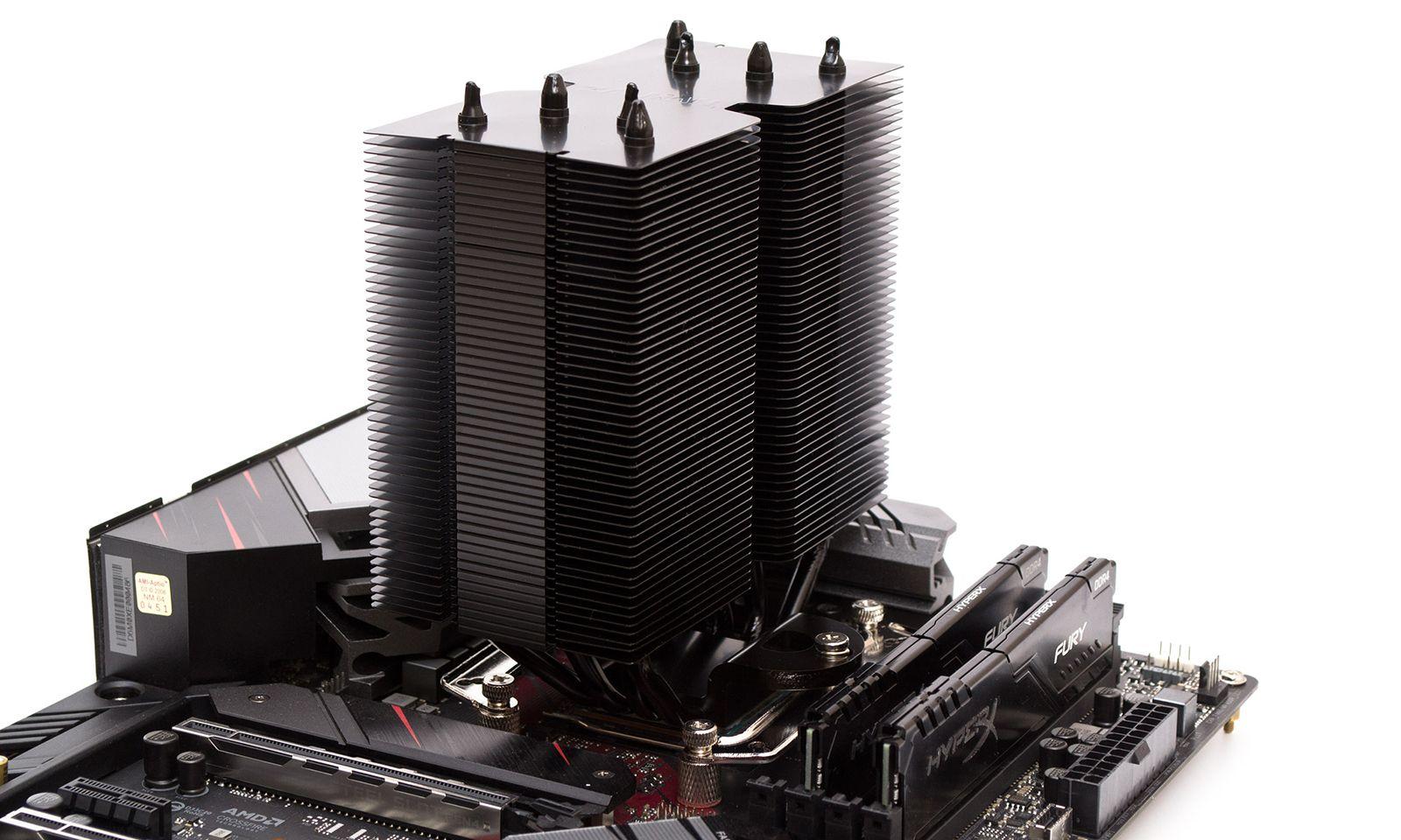 Кулер Zalman CNPS10X Performa Black. Фото 23