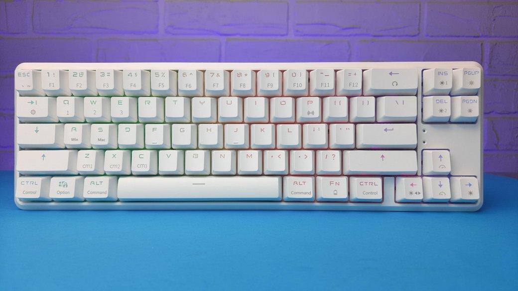 Клавиатура Hator Skyfall HEX Wireless. Фото 2