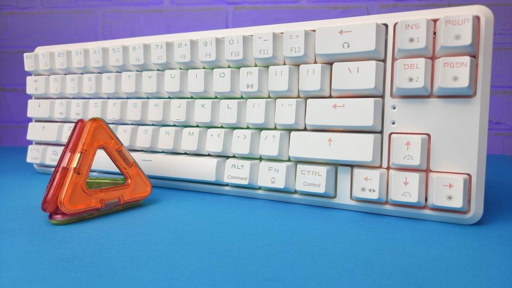 Клавиатура Hator Skyfall HEX Wireless. Фото 3