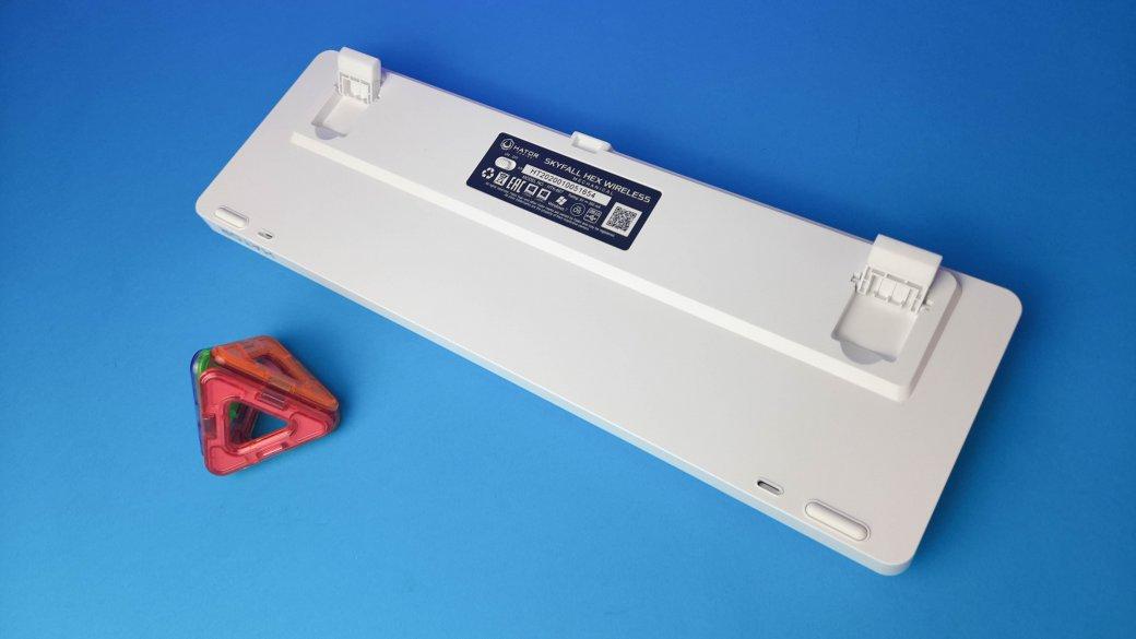 Клавиатура Hator Skyfall HEX Wireless. Фото 6