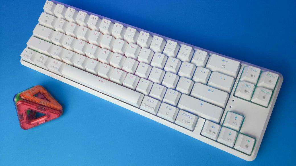 Клавиатура Hator Skyfall HEX Wireless. Фото 9