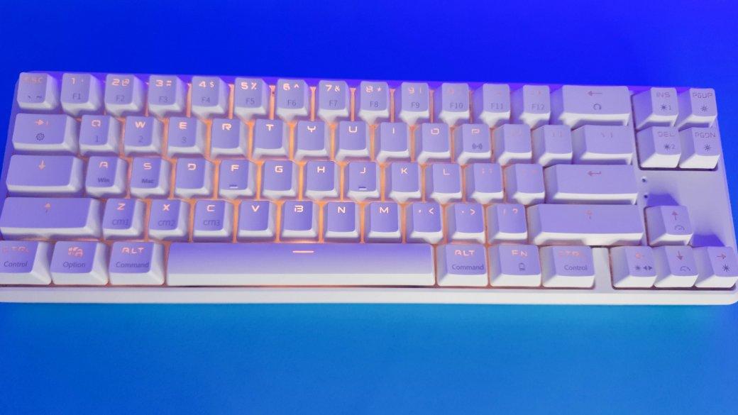 Клавиатура Hator Skyfall HEX Wireless. Фото 11