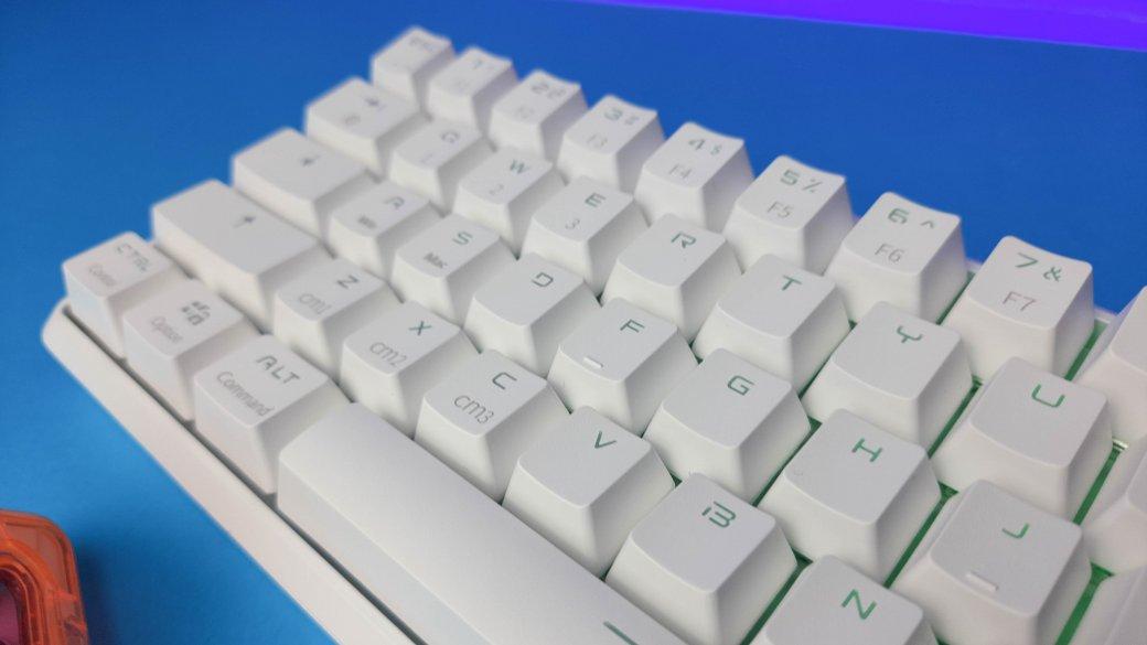 Клавиатура Hator Skyfall HEX Wireless. Фото 12