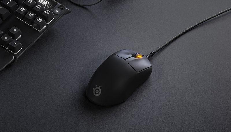 Обзор игровой мыши SteelSeries Prime+
