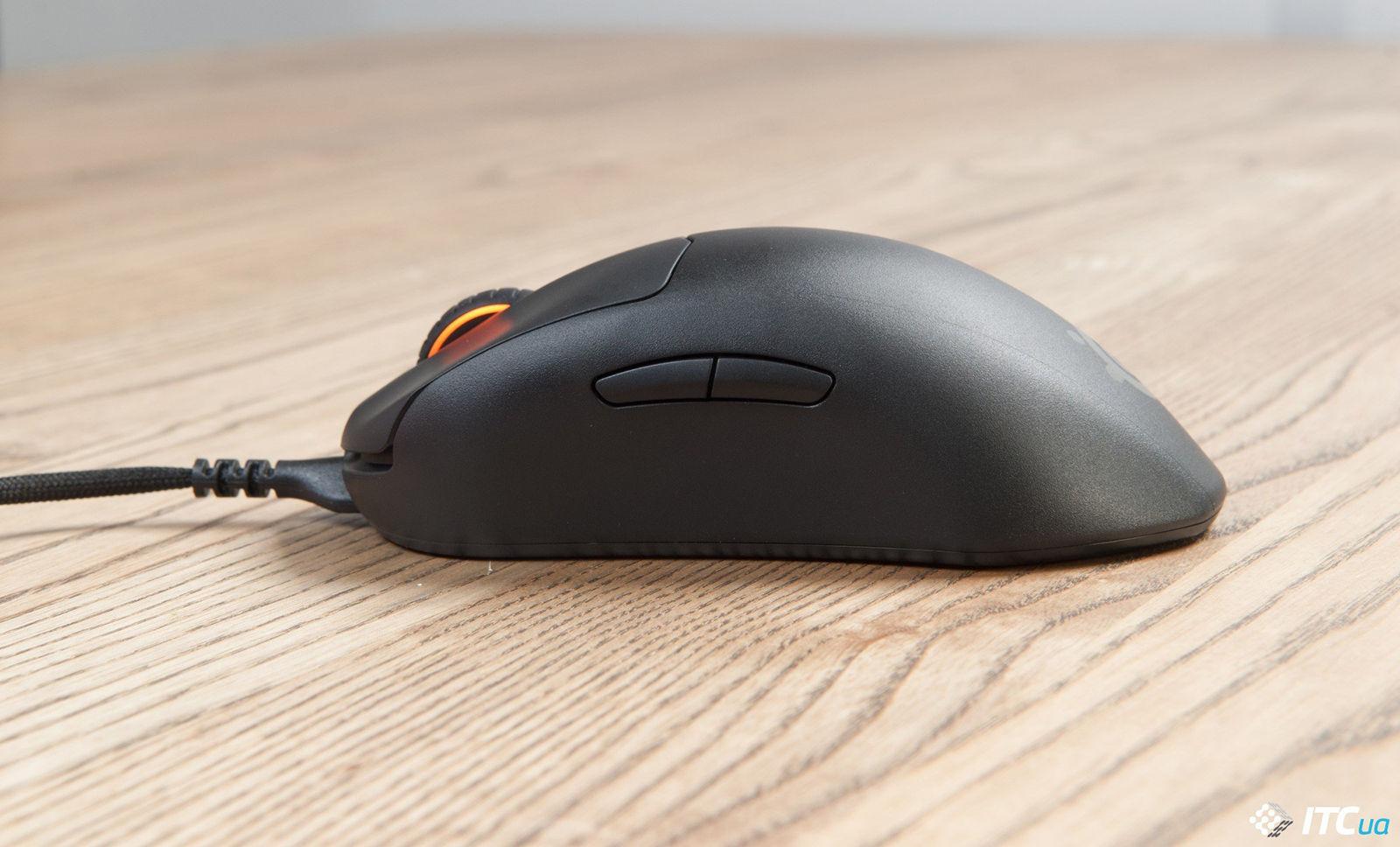 Мышь SteelSeries Prime Plus. Фото 3
