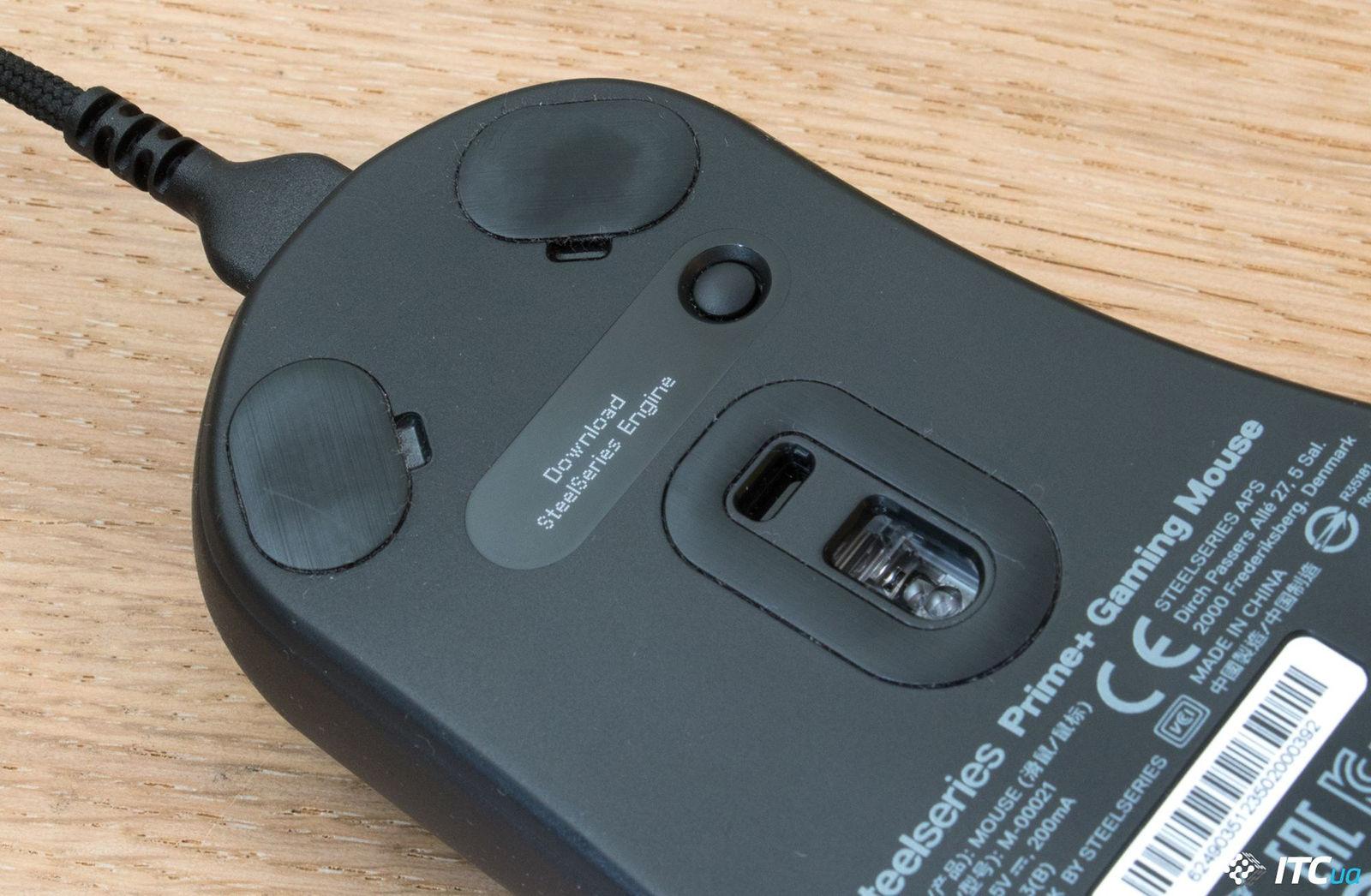 Мышь SteelSeries Prime Plus. Фото 11