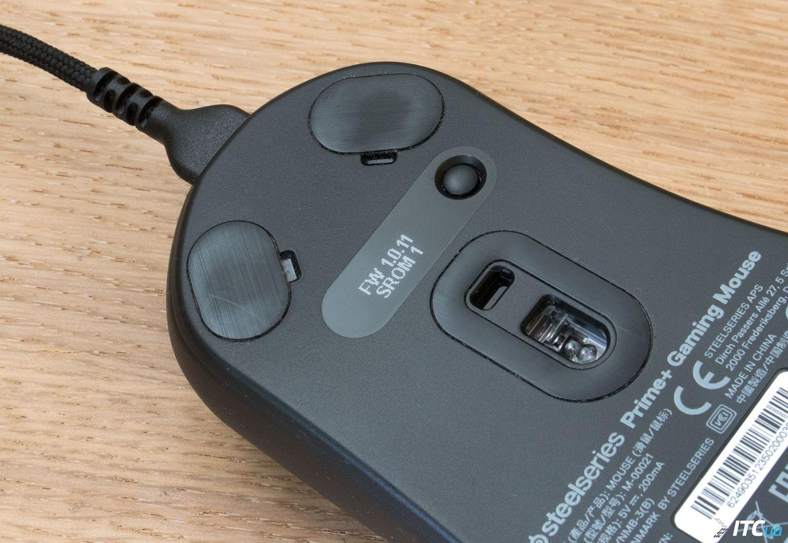 Мышь SteelSeries Prime Plus. Фото 13