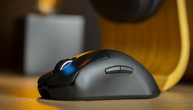 Обзор игровой мыши SteelSeries Prime