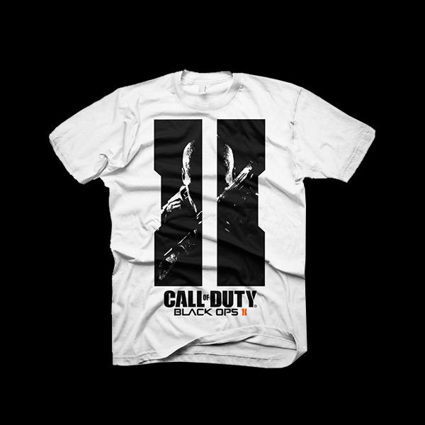 Black Ops II T-Shirt Number II S купить