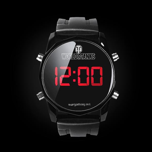 edd99006 Часы World of Tanks (5) - наручные часы, купить в - ЗОНА51