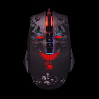 A4tech Bloody P85 Black Skull