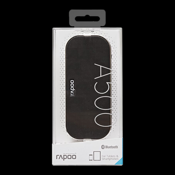 Rapoo Bluetooth Portable Speaker A500 Black фото