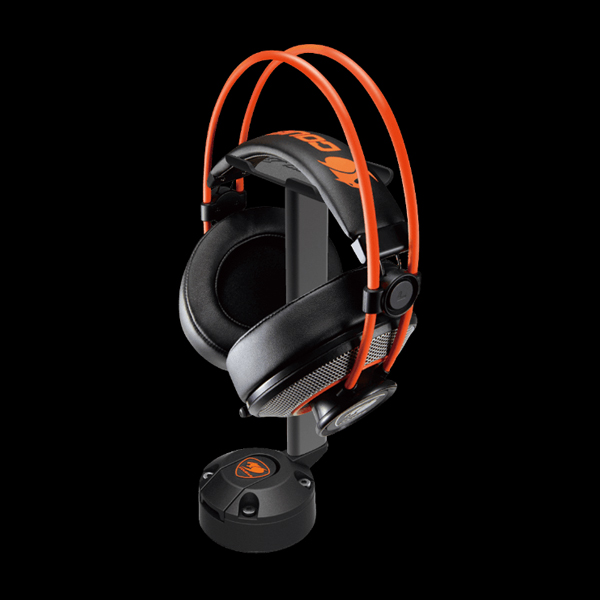 Cougar Bunker S RGB Headset Stand фото