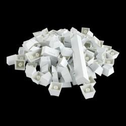 Glorious ISO Mechanical Keyboard Keycaps White (G-104-White)