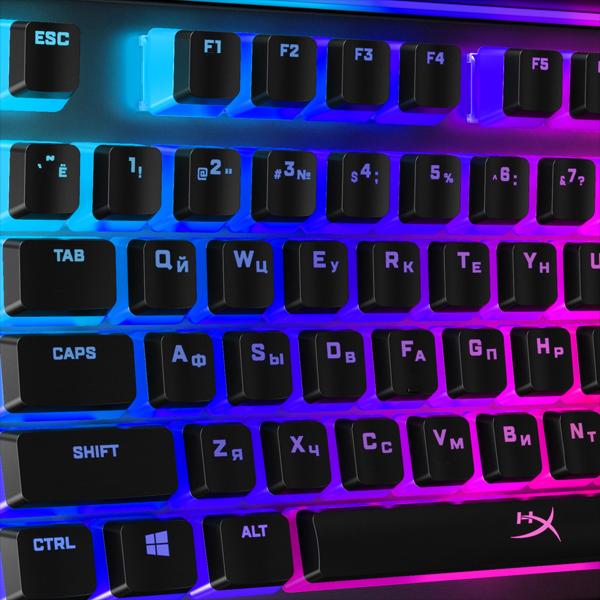 HyperX Pudding Keycaps (HKCPXA-BK-RU/G) в интернет-магазине