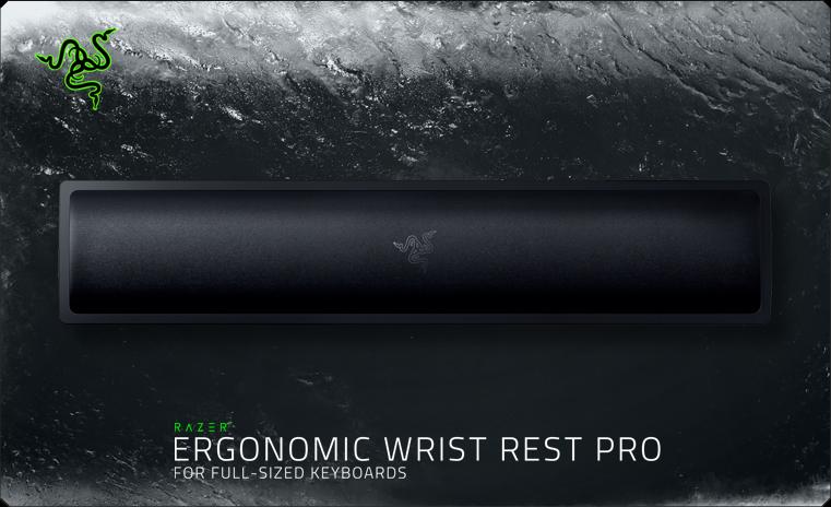 Razer Ergonomic Wrist Rest Pro (RC21-01470100-R3M1)