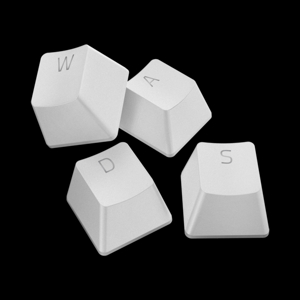 Razer PBT Keycap Mercury White (RC21-01490200-R3M1)