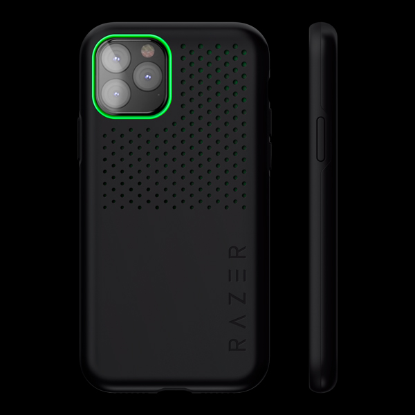 Чехол для iPhone 11 Pro Max Razer Arctech Pro Black (RC21-0145PB08-R3M1) стоимость