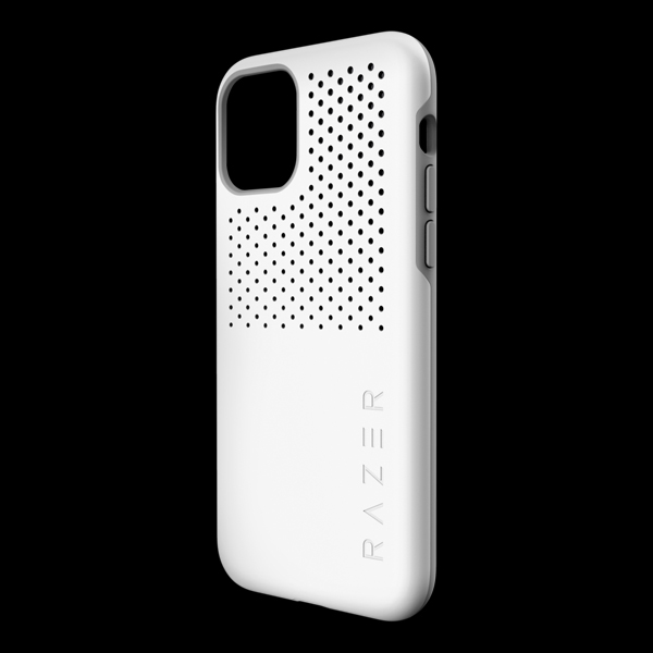 Чехол для iPhone 11 Pro Max Razer Arctech Pro Mercury (RC21-0145PM08-R3M1)
