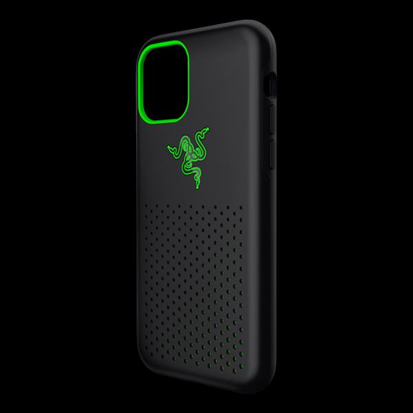 Чехол для iPhone 11 Pro RAZER Arctech Pro Black THS Edition (RC21-0145TB06-R3M1)