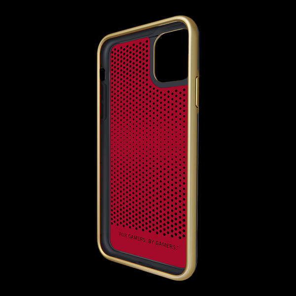 Чехол для iPhone 11 PRO MAX Razer Arctech Black Gold THS Edition (RC21-0145TG08-R3M1) фото