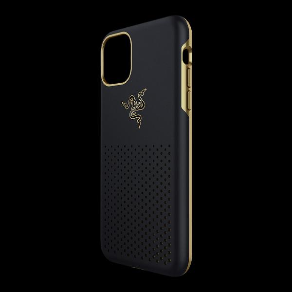 Чехол для iPhone 11 Pro Razer Arctech Pro Black Gold THS Edition (RC21-0145TG06-R3M1)