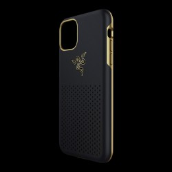 Чехол для iPhone 11 Razer Arctech Pro Black Gold THS Edition (RC21-0145TG07-R3M1)