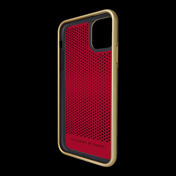 Чехол для iPhone 11 Razer Arctech Pro Black Gold THS Edition (RC21-0145TG07-R3M1) фото