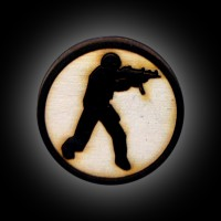Магнит Counter Strike