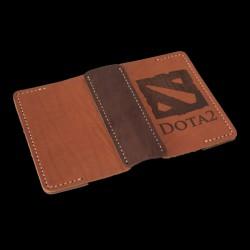 Обложка для паспорта Dota 2