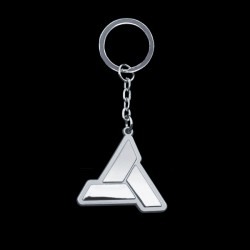 Assassins Creed Schlusselanhanger Abstergo Logo
