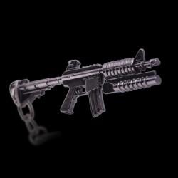 Cross Fire M16 Keychain