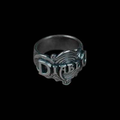 Кольцо Diablo купить