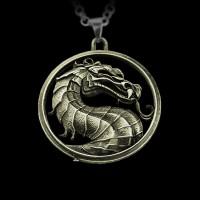 Кулон Mortal Combat (Bronze)