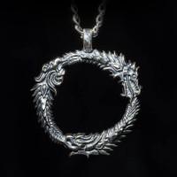 Подвеска The Elder Scrolls Online Ouroboros Pendant