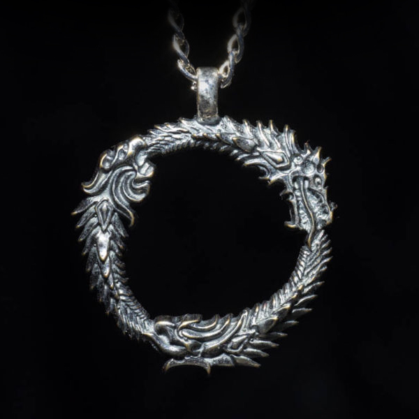 The Elder Scrolls Online Ouroboros Pendant купить