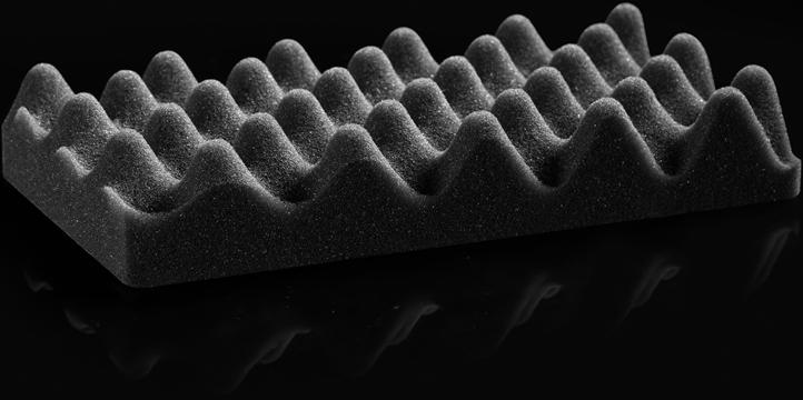 Звукопоглощающий материал