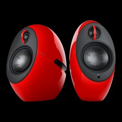 Edifier e25 Luna Eclipse HD Bluetooth Red