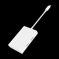Mi USB-C to VGA and Gigabit Ethernet