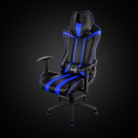 AeroCool AC120BB Gaming Chair Black/Blue