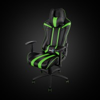 AeroCool AC120BG Gaming Chair Black/Green