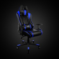 AeroCool AC220BB Gaming Chair Black/Blue