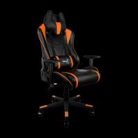 AeroCool AC220BO Gaming Chair (Black/Orange)