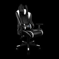 AeroCool AC220BW Gaming Chair (Black/White)