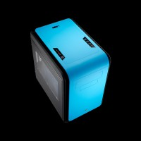 AeroCool DS Cube Window Blue Edition