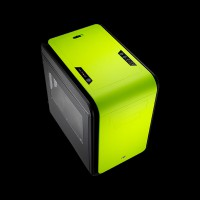 AeroCool DS Cube Window Green Edition