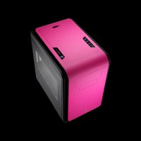 AeroCool DS Cube Window Pink Edition