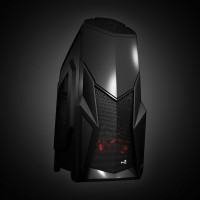 AeroCool PGS CRUISESTAR Advance Black (4713105958119)